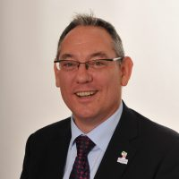 Ian Hunt, Deputy Director for School to School Support