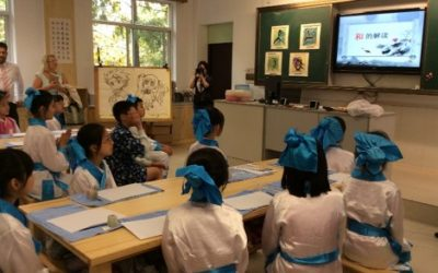 Education from around the world: visits to Shanghai and New Zealand