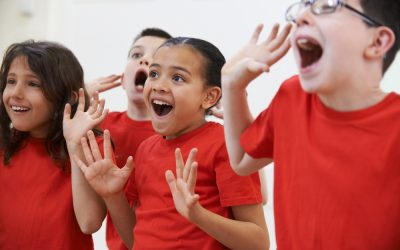 Moonbeams – CPD for Early Years practitioners with Arts Connect