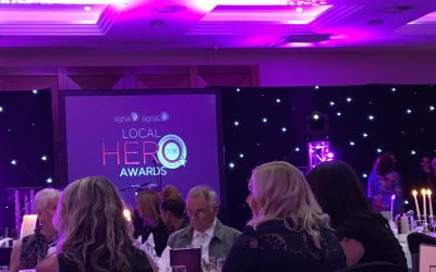 Are leaders born inspirational? Reflecting on Signal's Local Hero Awards