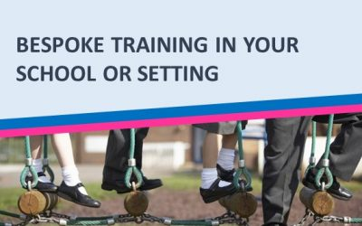 Bespoke school training courses delivered at your school