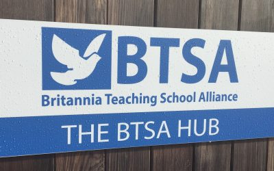 What courses and programmes are coming up at BTSA this half term?