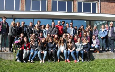 "Trainee teachers ""go Dutch"" in enhanced international placement"