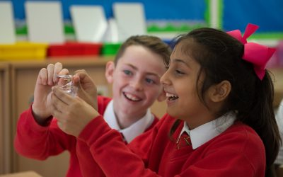 Free resources for primary Science teachers from BBC Terrific Scientific