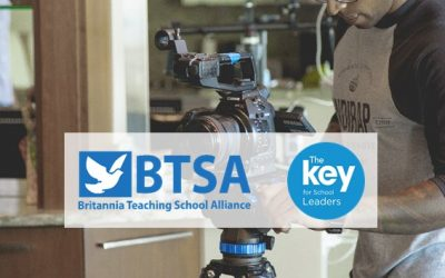 CPD Toolkit Webinar: Developing a CPD Programme with BTSA and The Key