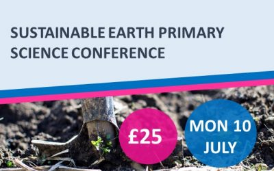 Sustainable Earth Primary Science Conference 2017