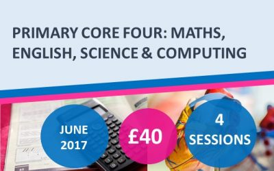 Primary Core Four: Maths, English, Science and Computing