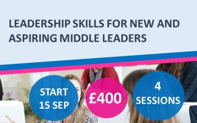 Leadership skills for new and aspiring middle leaders in schools