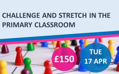 Challenge and Stretch in the Primary Classroom