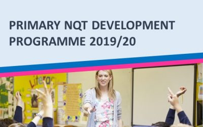 Primary NQT Development Programme 2019/20