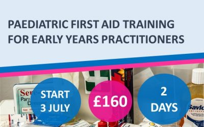 Paediatric First Aid Training for Early Years Practitioners